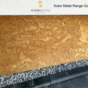 Metal Range Gold
