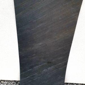 Fornir Kamienny Ocean Black
